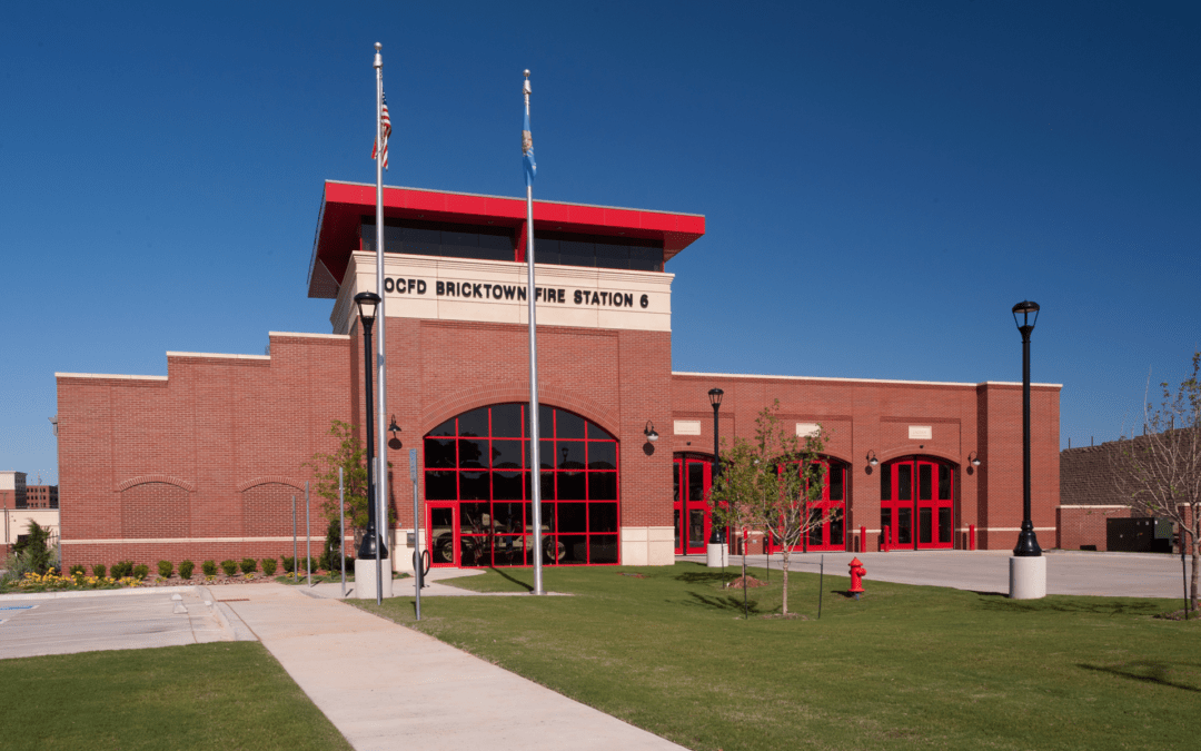 Bricktown Firestation 6 OKC
