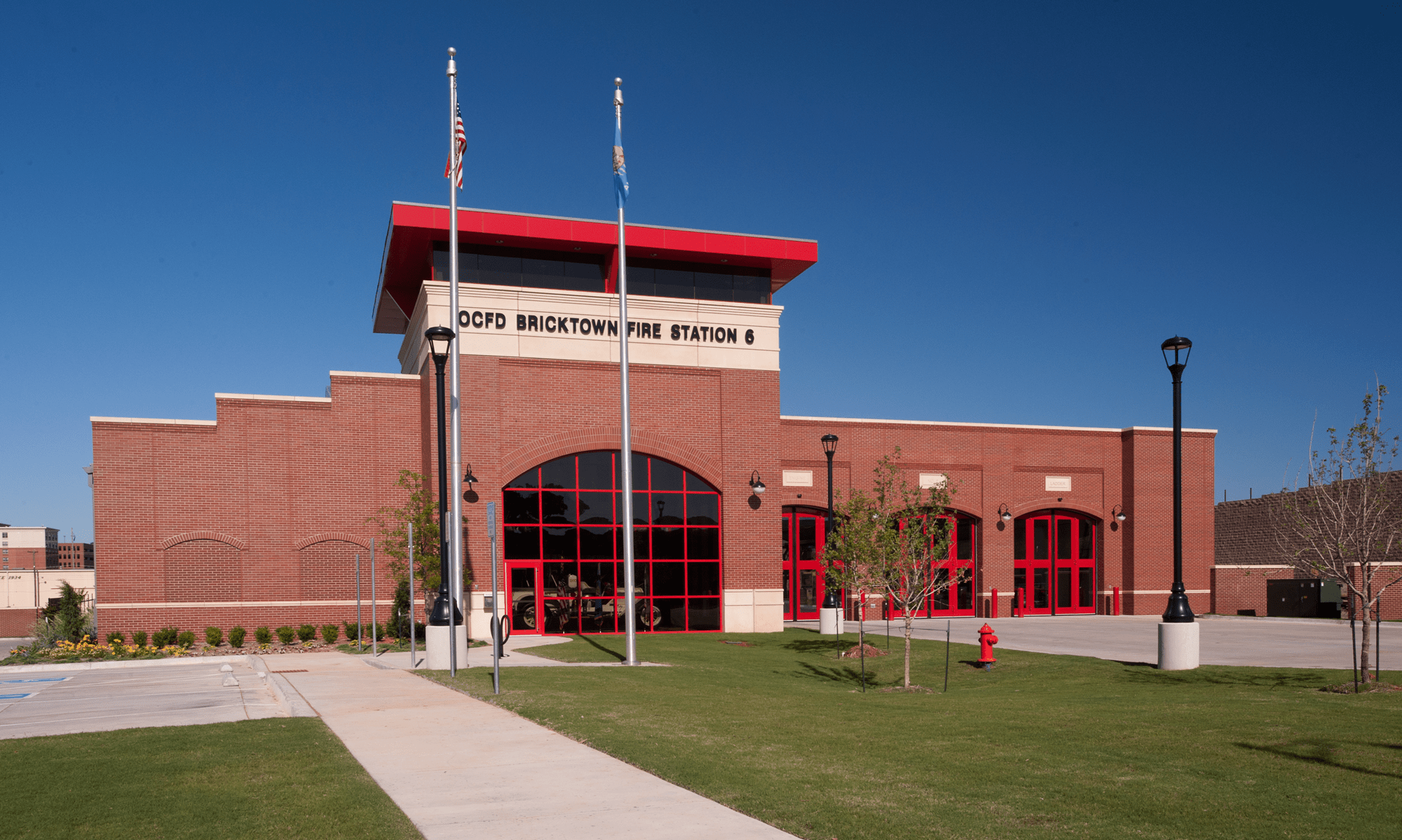 Bricktown Firestation