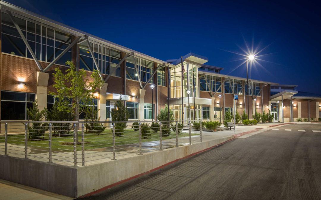 OCCHD Southern Oaks Wellness Center + Partner Building